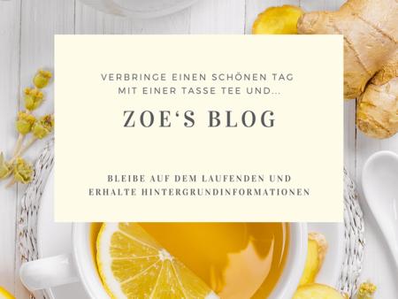Wichtige Informationen im Überblick zum Blog von Zoe S. Rosary