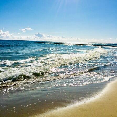 Das Element Wasser - Strand