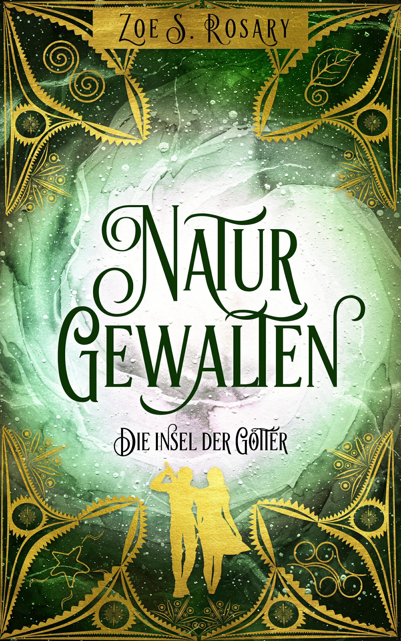 Naturgewalten Band 2 - Das Cover
