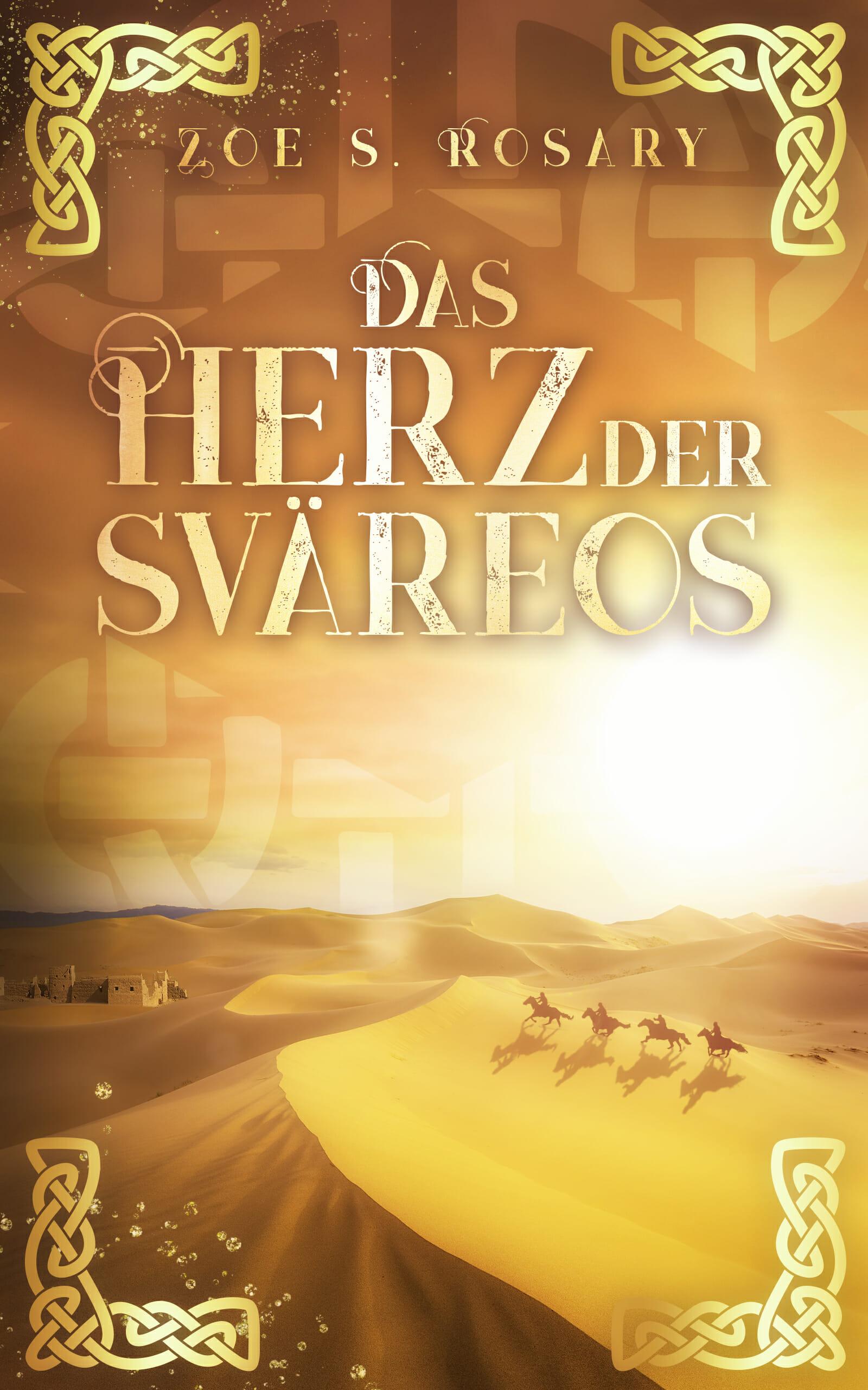 News - Eyaland - Das Herz der Sväreos - Fantasyautorin Zoe S. Rosary - Informationen im Überblick