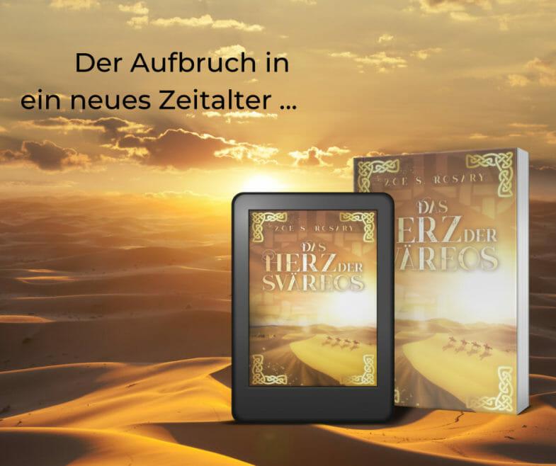 Fantasy Buchreihe - Das Herz der Sväreos - Zoe S. Rosary