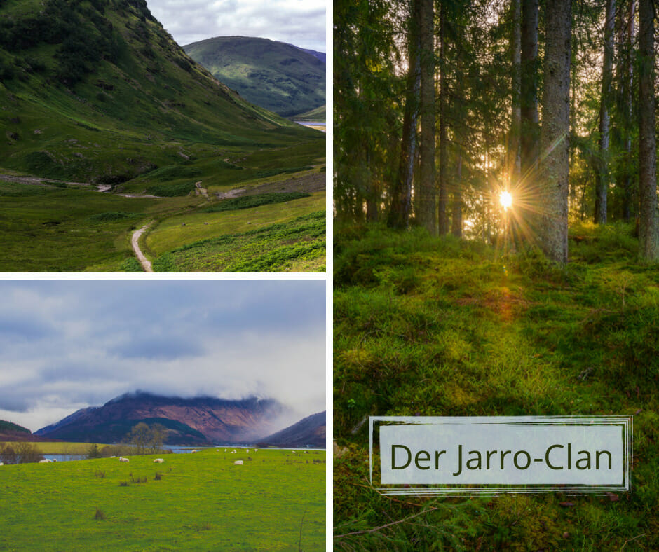 Jarro-Clan - Eyaland Buchreihe